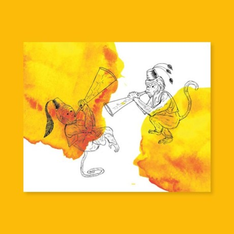 Horde – Les singes