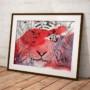 Horde – Le tigre – Juliette Seban – 80 exemplaires