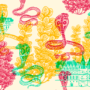 Piquette ou champagne – Le Cobra – Juliette Seban – 100 exemplaires