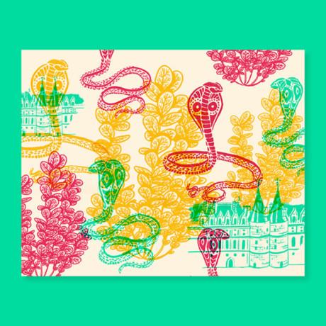 Piquette ou champagne – le Cobra
