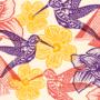 Piquette ou champagne – Le Colibri – Juliette Seban – 100 exemplaires
