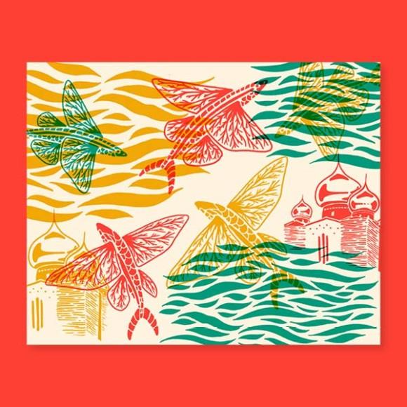 Piquette ou champagne – le Poisson volant