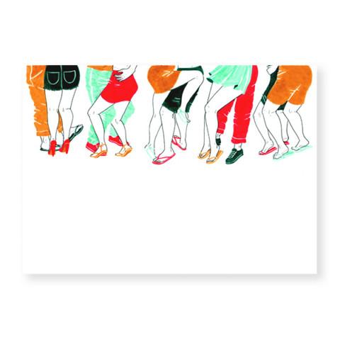 Les danseurs – Capurgana